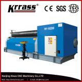 Machine van de Motor van Siemens de Hydraulische Rolling W11 met Ce