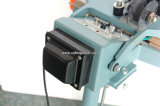 Máquina de alumínio da selagem do saco de papel do pedal do corpo com codificador