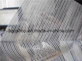 Présentoir de tissu de maille de drapeau de maille de PVC (500X1000 18X12 270g)