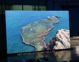 Afficheur LED de location extérieur polychrome de HD avec le panneau de 640X640mm (P5/P6.67/P8/P10)