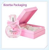 Caja de empaquetado modificada para requisitos particulares de la cartulina del perfume colorido del papel