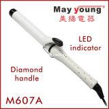 M607A 제조 다이아몬드 손잡이를 가진 직업적인 머리 컬러