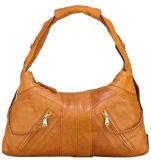 Md4034ベストセラーの女性の本革のルンペンのバッグレディーのハンドバッグ