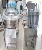 Máquina automática pequena da lavagem e de casca da batata doce para a venda