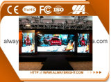 Rental dell'interno LED Display P3.91 500*1000mm Die Cast Less Weight Rental LED Display