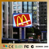Écran polychrome d'Afficheur LED de la publicité extérieure de HD P6 SMD