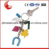 Zhongshan 전문가는 금속 Keychain 도매를 만들었다