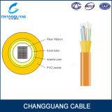 Câble d'intérieur de fibre de bande de Gjfdv de qualité