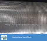 Aço inoxidável Wedg Wire Johnson Screen for Sieve