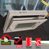 Awa 일원 UPVC에 의하여 이중 유리로 끼워지는 경사와 회전 Windows