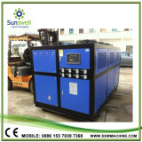 Luft Chiller Unit China Water Cooled Air Chiller Manufacturer Chiller mit CER Certification 15HP Air Cooled Chiller