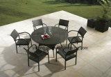 Мебель сада большого количества нагрузки дешевая напольная обедая комплект с стулом & таблицей (YT238)