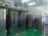 16 Tellersegment Diesel Rotary Oven (16/32/64tray) Baking Machine Food Machinery Food Bakery Kitchen Equipment