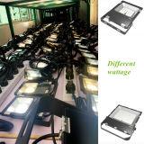 Impermeáveis claros ao ar livre esfriam/luzes de inundação mornos 200W do diodo emissor de luz do branco