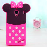 iPhone를 위한 최고 Fashion Soft Cell Phone Silicon Skin Cover