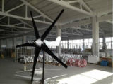 turbina horizontal das energias eólicas da linha central 600W (100W-20kw)