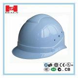 Plantation du casque de sûreté matériel d'ABS de couleur