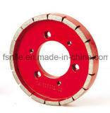 De metal do diamante-Bond quadratura da roda (300 milímetros)