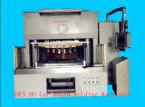 中国からの溶接機を杭で囲う自動ドアのパネルの熱