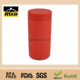Frasco personalizado cor do HDPE para a proteína da nutrição do pó do alimento