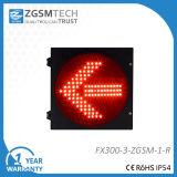 300mm semaforo rosso di 12 pollici LED con l'alta qualità