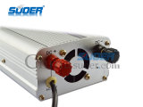 C.C. 12V de Suoer 1000W del inversor de la potencia de la red con el cargador 10A (SAA-1000C)