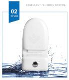 陶磁器Weidansiは流し込むストラップの一つの洗面所(WDS-T6116)を