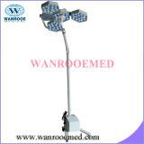 Mobile chirurgische Lampe