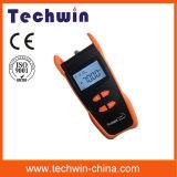 De Meter Tw3208e van de Macht van Techwin die voor de Optische Meting van de Macht wordt gebruikt