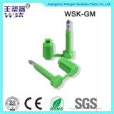 Verbinding de Van uitstekende kwaliteit van de Bout van de Container van de Prijs van de Fabriek van Zhejiang met Streepjescode