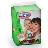 Morbidezza & Breathable Diapers con Highquality (XL)