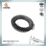 Kundenspezifisches Bevel Gear Spur Gear mit CNC Machining