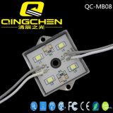Luz do módulo de 3528 diodos emissores de luz com a microplaqueta de Epistar do Ce