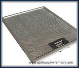 De Filters van de Afzuigkap van de Uitlaat van de Keuken van het Roestvrij staal van het aluminium