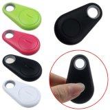 Bluetooth 4.0 Phone Tracker Alarma Itag Mini Key Finder inalámbrico para Anti-Perdido Selfie Shutter Compatible con IOS y Smartphones Android para la localización de mascotas