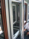 Finestra interna Kz096 di inclinazione & di girata di profilo di alluminio ricoperta polvere