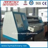 Roulis de plaque métallique hydraulique de machine à cintrer du rouleau W12S-30X2500 formant la machine