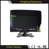 バスモニタ24Vのワイドスクリーンの背面図ミラー7車のモニタカラーTFT LCDモニタ