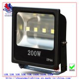 Shuangma Hot Sell avec du CE et le RoHS 10W 20W 30W 50W 60W 70W 80W 100W 120W 150W 200W 300W DEL Flood Light