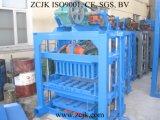 Сделано в машине делать кирпича хорошего качества Китая Zcjk Qtj4-40