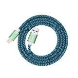 Зарядный кабель USB молнии кабеля Apple утверждения Mfi