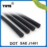 Caucho del SAE J1401 EPDM manguera flexible de la tubo de frenos de la extensión baja de 1/8 pulgada