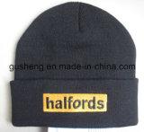 帽子か編まれた帽子またはBluetoothの帽子または暖かい帽子または編まれた帽子