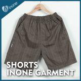 Inone 056 Mens feitos sob encomenda nada calças curtas dos Shorts ocasionais da placa