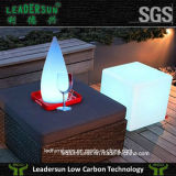 Stab-Möbel Ldx-C06 des Leadersun Schemel-LED