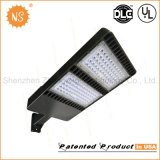 UL 80W 100W 150W 200W LED Parking Lot Light, 200W LED Shoebox Light di Dlc
