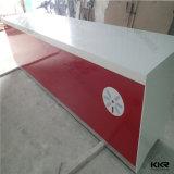 Самомоднейший стол CEO экзекьютива офисной мебели твердый поверхностный (D161111)