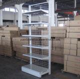 ISO9001上の販売は二重側面の新しい到着のスーパーマーケットの棚を値を付けた