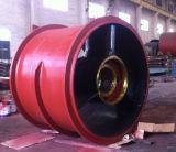 Блок двигателя тоннеля смычка и кормки