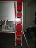Scaletta dell'alluminio del camion dei vigili del fuoco di alta qualità